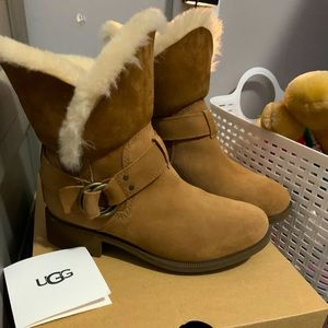 Ugg boots with buckle( ONE DAY ONLY SALE!)
